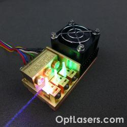 3,5W micro RGB laser module
