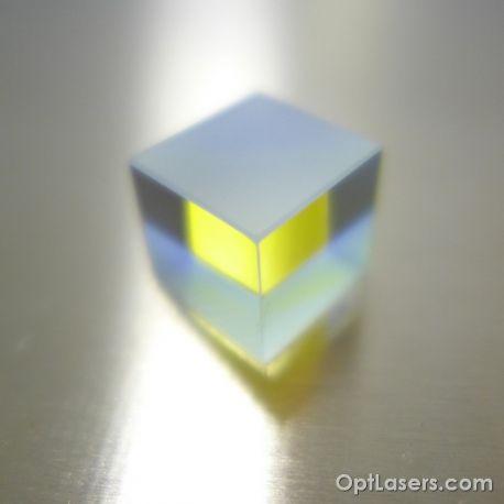 Polarization Beam Splitter Blue (PBS Blue)