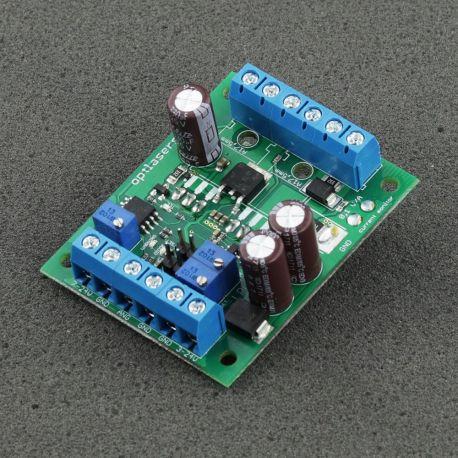 LPLDD-5A-24V-PID Laser Diode Driver