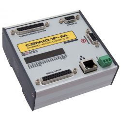CSMIO/IP-M - 4-axis Motion Controller (STEP/DIR), Ethernet