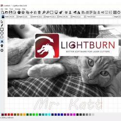 Lightburn CNC Software License