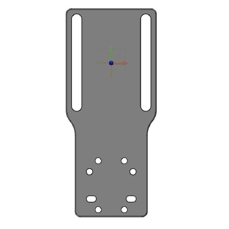 Onefinity CNC Laser Mount for PLH3D-Series