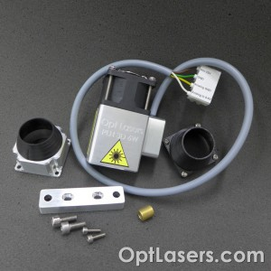 Accessories for PLH3D series blue laser head