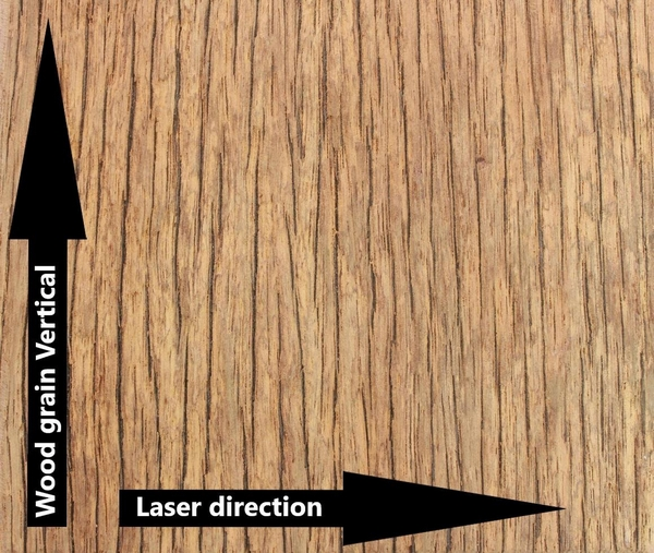 Direction of Wood Engraving