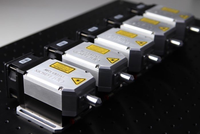 CO2 Laser Alternative - Low Power Consumption Laser Heads