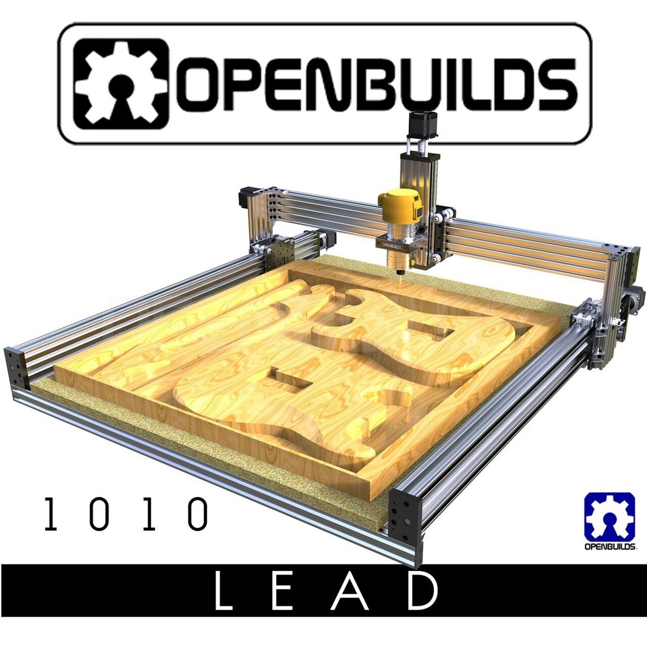 Machine CNC OpenBuilds LEAD