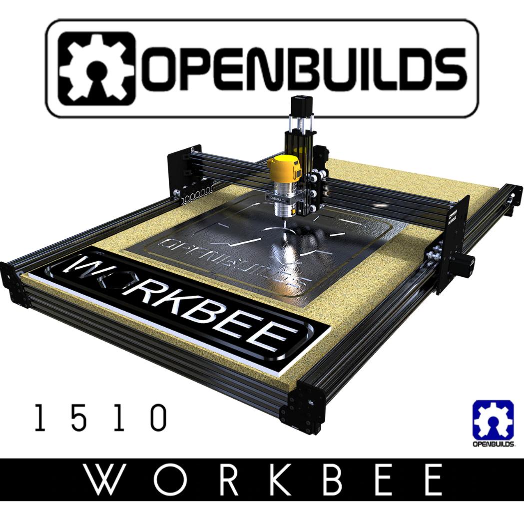Machine CNC OpenBuilds WorkBee