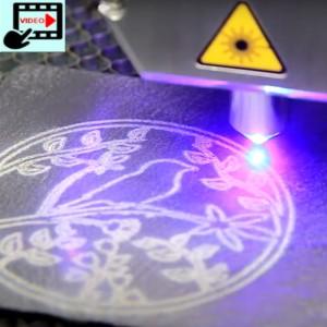 PLH3D-15W Engraving a Rock