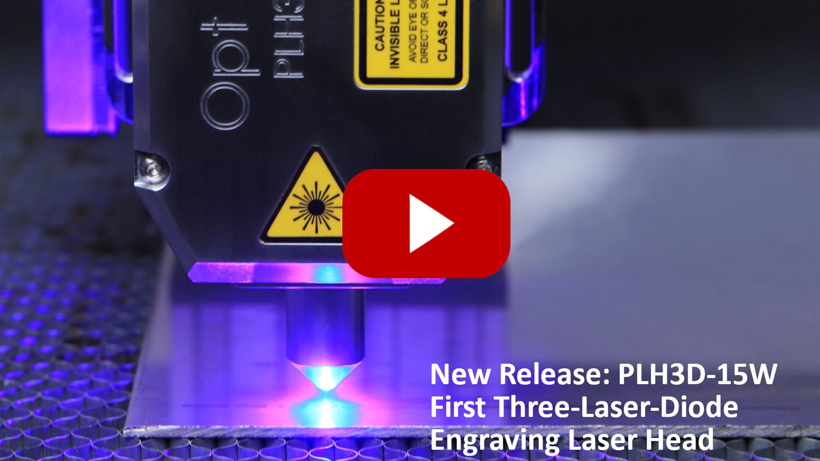 Laser Engraving and Cutting with PLH3D-15W Laser